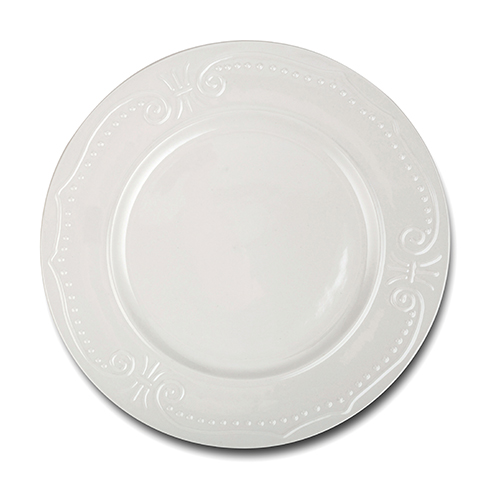 porcelain-embossed-dinner-plate-lace-classic-27cm